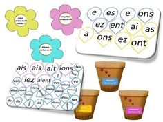 French Teaching Resources, Teaching French, Teaching Ideas, Learning French For Kids, Fun Learning, French Worksheets, French Language Lessons, Cycle 3, French Grammar