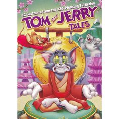 Tom and Jerry: Tales, Vol. 4 (dvd_video)