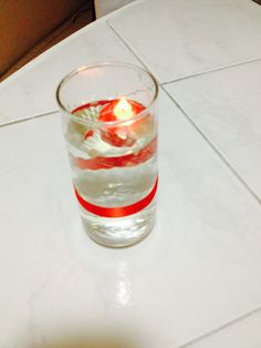 Floating candle ideas