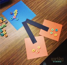 number bonds, decomposing, adding, numbers first grade, common core math… First Grade Classroom, 1st Grade Math, Math Classroom, Kindergarten Math, Teaching Math, Second Grade, Teaching Ideas, Classroom Ideas, Space Classroom