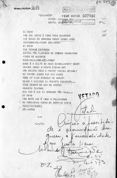 #DOM19: Censurado pela Ditadura Militar há 45 anos, samba inédito de Gonzaguinha é lançado