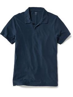 Garment-Dyed Jersey Polo for Men | Old Navy