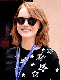 Emma Stone attends the Telluride Film Festival on September 3, 2016 in Telluride, Colorado.