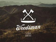 Woodsman Icon Series