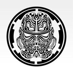 Stormtrooper tattoo