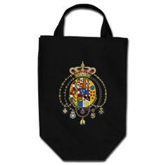 Coat of arms of the Kingdom of the Two Sicilies Bag