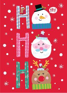 Leading Illustration & Publishing Agency based in London, New York & Marbella. Noel Christmas, Christmas Design, Christmas Pictures, Vintage Christmas, Christmas Crafts, Christmas Decorations, Christmas Greeting Cards, Christmas Greetings, Clipart Noel