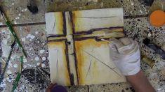 Wax on Wednesdays Encaustic Painting Fun Fabulous Texture Journey #2