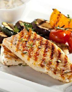 Low FODMAP White Fish  Recipes