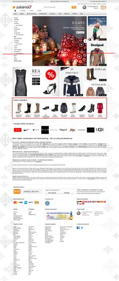 When I was living in Pisa, I remember that as soon as a single drop of rain was starting to fall down dozens of pedlars used to appear from nowhere starting to sell umbrellas.  Today there is a snowstorm in Stockholm that will probably continue for the rest of the week.  I visit Zalando.se and I have to scroll twice before finding snow boots!    Too bad there are no pedlars in Stockholm, as they would probably be all out there, selling snow boots.  Why can't e-commerce just seize the day?