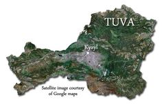 Google Image Result for http://www.si-usa.com/tuva/images/tuva_map2.jpg[ [The Tyva Republic, or Tuva, is a federal subject of Russia. It lies in the geographical center of Asia, in southern Siberia.]