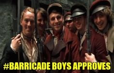 If it's good enough for the barricade boys, it's good enough for me! :)