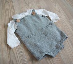 no strikket i Drops cotton merino Baby Knitting, Polo Shirt, Rompers, Baby Knits, Cotton, Mens Tops, Shirts, Google, Dresses