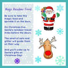 Kids Christmas Poems...!