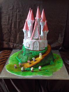 Snow White & a castle
