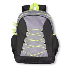 99b996fecc Boys Boys Ripstock Backpack - Gray - The Children s Place Children s Place
