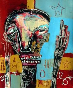 Title: Civil Panic Jesse Reno American Outsider Artist - Painter found on artquotes.net