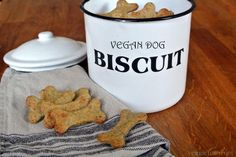Vegan Dog Biscuit are my first attempt on a homemade treat for our pug Greta. I have wanted to prepare my own dog treats for quite some time now. I mean, most goodies on the market are not vegetari...