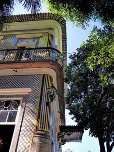 No charmoso Solar do Jambeiro na bela cidade de Niterói, RJ, Brasil. :-)