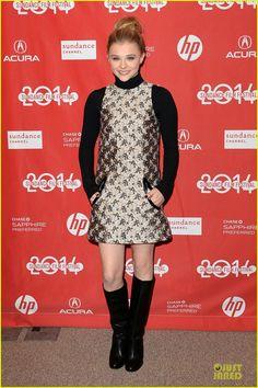 Chloe Moretz: 'Laggies' Sundance Premiere