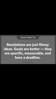 Take control Year Resolutions, Financial Success, Good Things