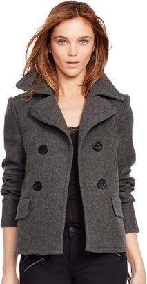 Polo Ralph Lauren Wool-Blend Pea Coat