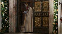 Papa Francisco cierra la Puerta Santa en la Basílica de San Pedro. Foto: Daniel Ibáñez / ACI Prensa.