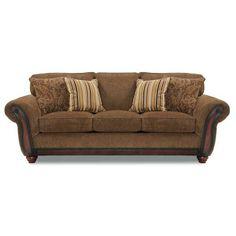 Cornell Chestnut Sofa D-5653