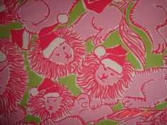Santa alphie in DZ colours. alpha delta zeta pi.