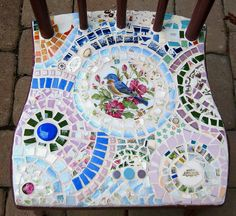 fun and funky chair by Rush Creek, via Flickr