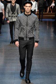 Dolce & Gabbana, Look #55
