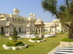 The Oberoi Udaivilas - Udaipur, India