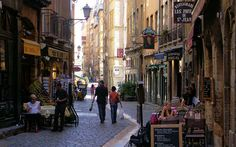 Lyon Frace shopping | Lyon and the Auvergne