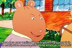 Brain, you're acting a little strange today. The best quote. Arthur Tv Show, Arthur Read, Funny Cute, The Funny, Hilarious, Childhood Tv Shows, My Childhood, Dankest Memes, Funny Memes