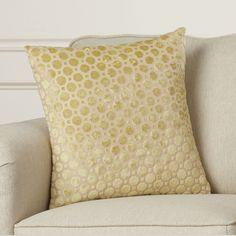 Alton Geometric Velvet Throw Pillow