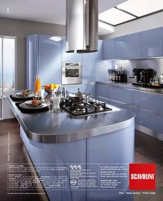 Collection of Amazing Kitchen Designs - Nazo HD Wallpapers