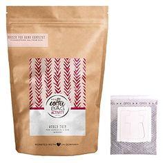 mycoffeebag World Trip - Filterkaffee direkt in der Tasse aufbrühen - Coffee Bags befüllt mit einer feinen, handgerösteten Kaffeemischung aus den besten Anbauländern der Welt. (10)