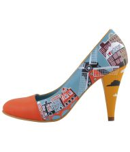I Amsterdam Stepper, Painted Shoes, Hot, Amsterdam, Heeled Mules, Sweaters, Fashion, Moda, Sweater