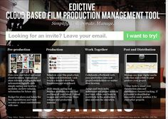 Edictive - Film Production Management Software