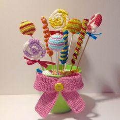 Candy Bar - Kostenlose Häkelanleitung von Dianas kleiner Häkelshop