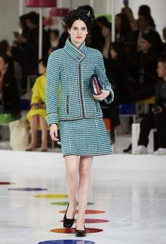Desfile Chanel colección Crucero 2015/16