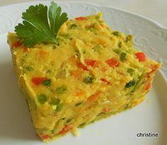 Semoule aux légumes (Rava upma) recette indienne