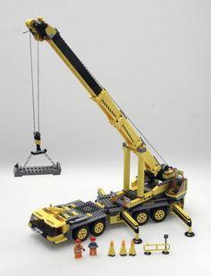 Lego Set 7249 City XXL Mobiler Baukran / Lastwagen / OVP in Wetzikon ZH kaufen bei ricardo.ch