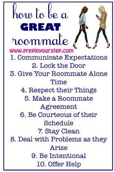The Ultimate Guide To Roommate Agreement Meetings  Roommate