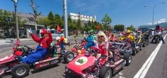 Japans getting a $350 million Mario theme park attraction but will it have a Rainbow Road?