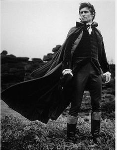 Timothy Dalton as Heathcliff in Wuthering Heights