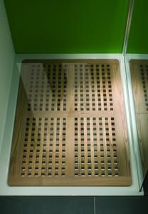 deck+pannels+for+shower+floor | TEAK DECKING - Matki Shower Tray Collection - B.P.M Bathrooms Ltd