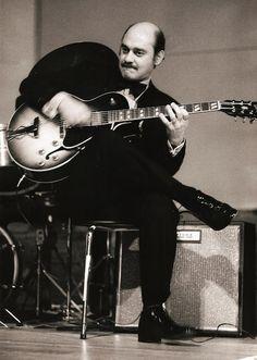 Joe Pass / born Joseph Anthony Jacobi Passalaqua, January 13, 1929 – May 23, 1994 -  Italian-American jazz guitarist of Sicilian descent.