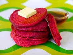 Beet Pancakes and other hidden veggie recipes