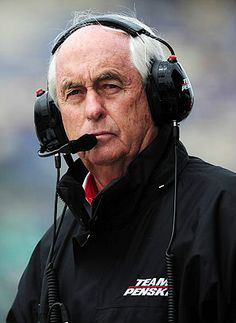 The Captain, Roger Penske...has 15 Indy 500 wins.
